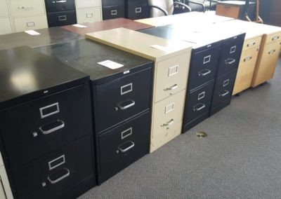 2 Drawer Files