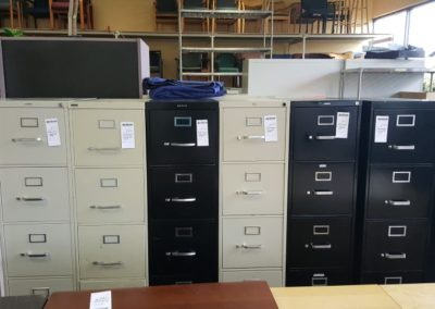 4 Drawer Files