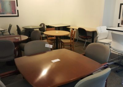 Breakroom Tables Chairs