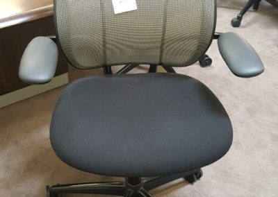 Humanscale Chair Options